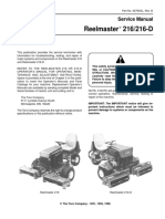 Toro Reelmaster 216 Mower Service Repair Manual.pdf