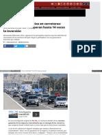 2016-10-17 Ganancias Empresas de Carreteras