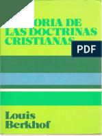 Historia de las Doctrinas Cristianas - Louis Berkhof.pdf