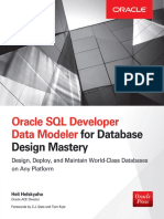 Oracle Sql Developer Data Modeler for Database design mastery - Oracle Press