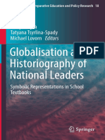 (Globalisation, Comparative Education and Policy Research 18) Joseph Zajda, Tatyana Tsyrlina-Spady, Michael Lovorn (Eds.)-Globalisation and Historiography of National Leaders_ Symbolic Representations