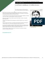 Edição Original de Clássico de Proust é Vendida Por 1,51 Milhão de Euros - Entretenimento - BOL Notícias