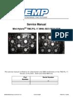 Service Manual - TMC FiL-11 MH8-5031-504-4336