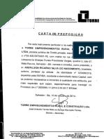 3. Carta de Preposição Adenilson Ricardo