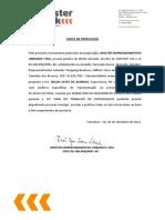 4. Carta de Preposição - Jailda Almeida