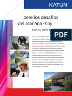 katun brochure catalogue