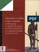 DOMINGUES, Ângela. Quando os índios eram vassalos.pdf