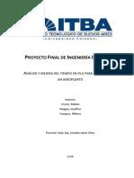 proyecto de aeroportos lean