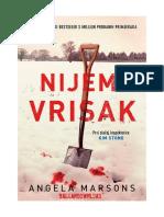 Angela Marsons - Nijemi Vrisakbd