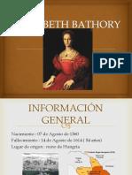 Biografia Elizabeth Bathory
