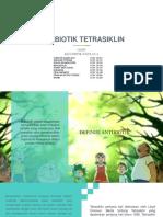 tetrasiklin kelompok 2
