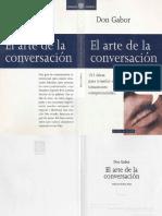 El Arte de La Conversación Analítica