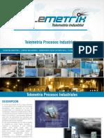 TELEMETRIA Procesos Industriales