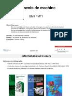 F0 Introduction Cours GM1 MT1 Corrigé