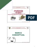 2018_clase 06 Valorizacion y Liquidación de Obra