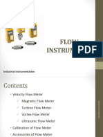 Lecture 12-Flow Meters