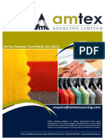 AmTex Sourcing Limited - Sweater Trend Book