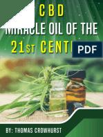 CBD Miracle Oil of the 21st Cen - Thomas Crowhurst