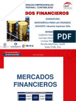 Mercado Financiero Leydi
