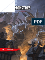 Monstruos Dungeons and Dragons 5
