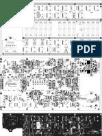 Minibrute Analog PCB