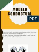 Modelo Conductual