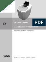 Dedurizator Decalux 10 Crono