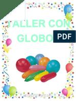 Taller de Globos