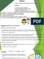 diapositivas -  ley protección al consumidor
