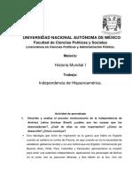 Independencia de Nueva España