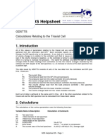 028 - Software - GDSTTS - Calculations Relating to the Triaxial Cell