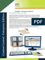 Ademero Conten Central Enterprise Edition