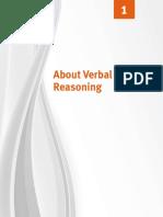 VerbReasoning1 Review Notes