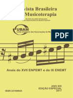 Revista Brasileira de Musicoterapia 2017 EE