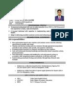 Mujtaba Resume