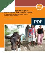 Credito Agropecuario Para Productores de Pequeña Escala