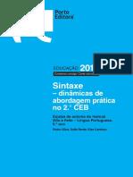 Sintaxe  – dinâmicas de  abordagem prática no 2.° CEB - Porto Editora.pdf