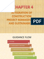 Chapter 4 Integration of Construction Project Management and Sustainability