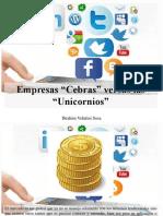 "Ibrahim Velutini Sosa - Empresas ""Cebras"" Versus Las ""Unicornios"""