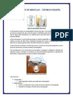 Separación de Mezclas-cromatografia
