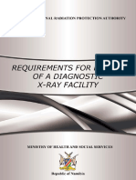 X-ray Design Requirement