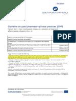 EMA GVP XVI Risk Minimization Rev 2