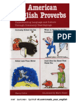 101 American English Proverbs