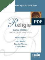 Cultul ortodox pentru clasa a XI-a.pdf
