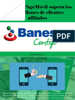 Juan Carlos Escotet - Banesco PagoMóvil Supera Los 1,5 Millones de Clientes Afiliados