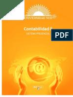 Contabilidad 2 universidad NUR Bolivia