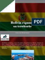 Carlos Luis Michel Fumero - Bolivia Expande SuTerritorio