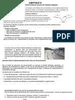 Estructuras de Protección de Cauces en Tramos Urbanos