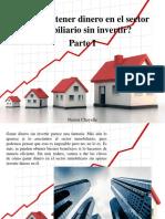 Nestor Chayelle - ¿Cómo Obtener Dinero en El Sector Inmobiliario Sin Invertir?, Parte I