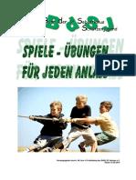 BDSJ - Spielehandbuch